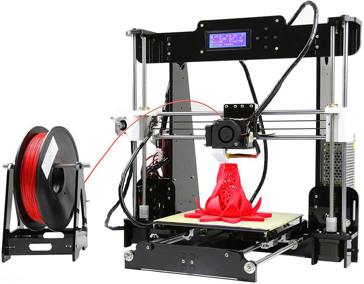 3D tlač ANET